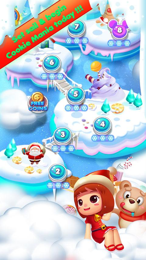 Cookie Mania 2- screenshot