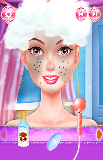 Princess Palace Salon Makeover 1.0.6 screenshots 10