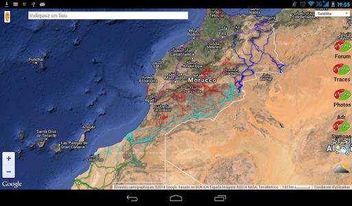 Le Maroc en 4x4