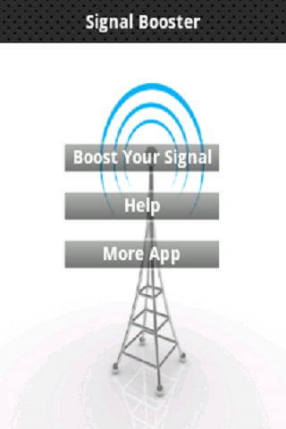 4G/3G/2G & WiFi Signal Booster - screenshot