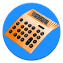 Stocks return calculator icon
