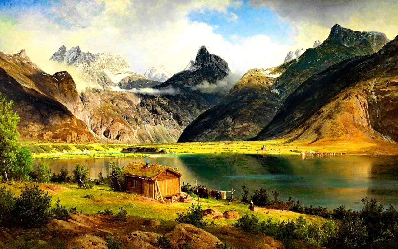 Scenery Wallpaper Android Apps On Google Play