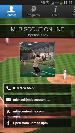 MLB SCOUT ONLINE