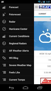 KATV Channel 7 Weather - screenshot thumbnail