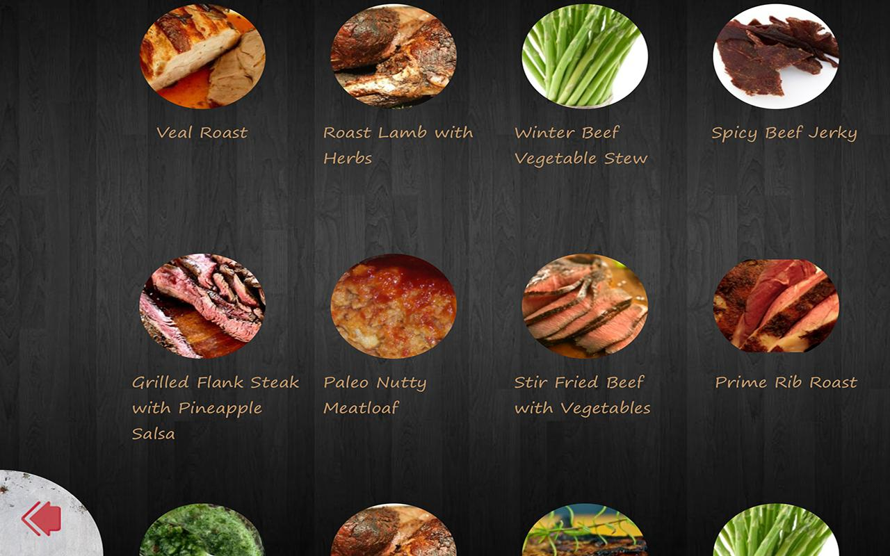 Classic Paleo Diet recipes - Android Apps on Google Play