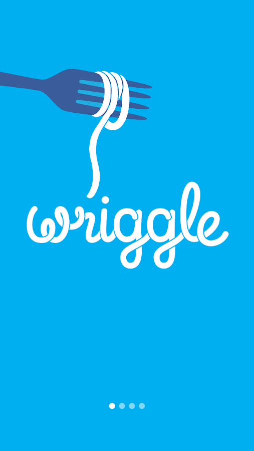 Wriggle - Eat, Drink, Discover- screenshot