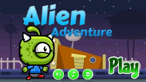 Alien Adventures game