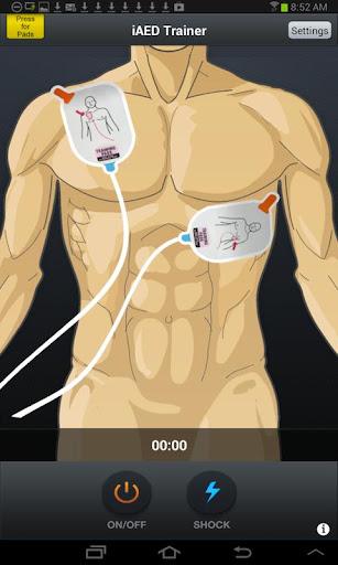 【免費醫療App】iAEDtrainer-APP點子