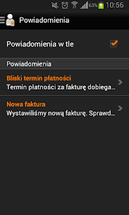 Mój Orange - screenshot thumbnail