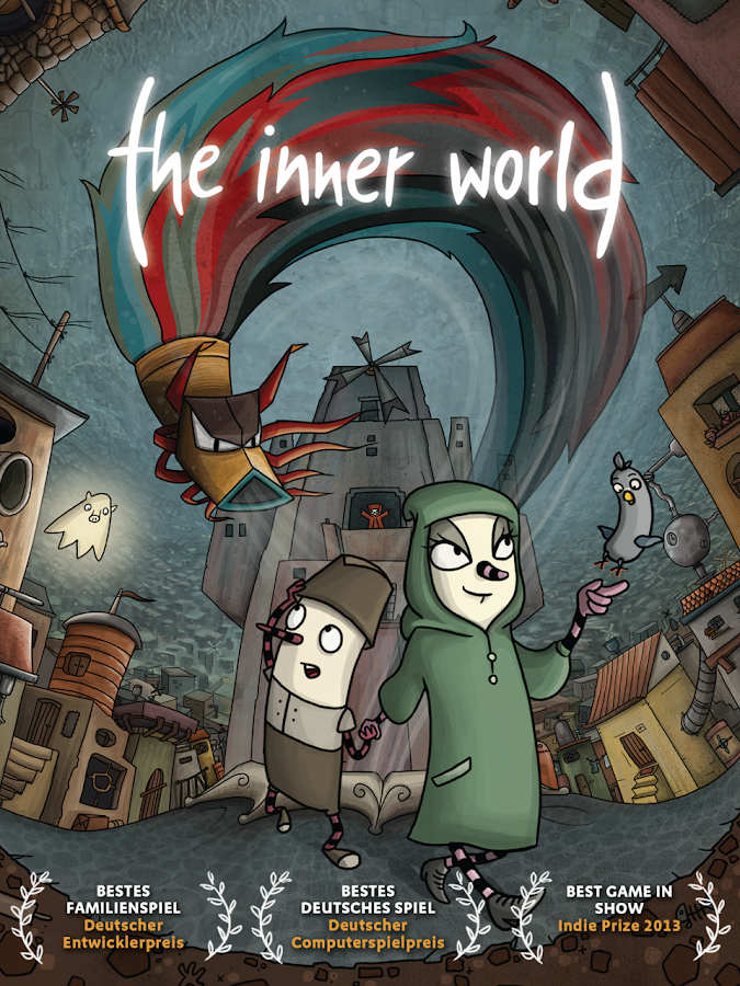 The Inner World – Screenshot