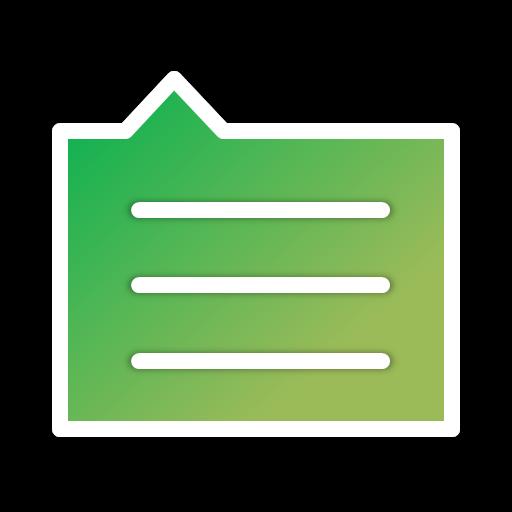 生产应用の通知メモ2 LOGO-記事Game