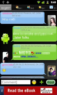 gmob chat- screenshot thumbnail