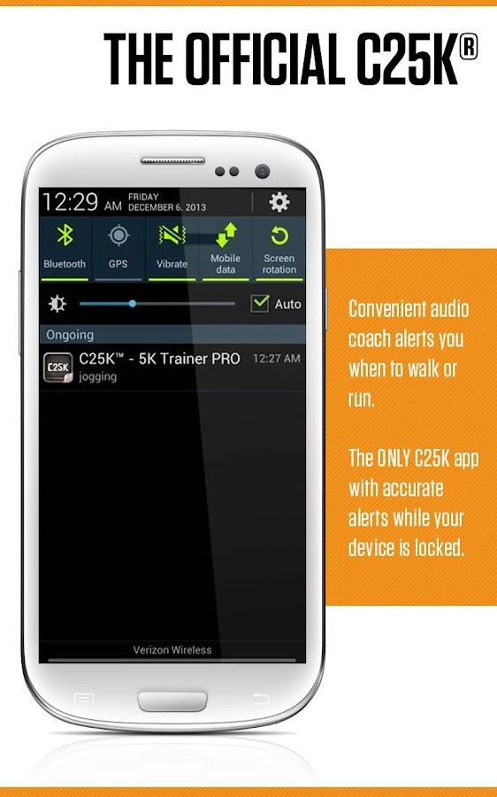 C25K® - 5K Trainer FREE - screenshot