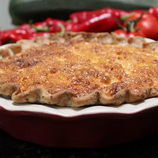 Garden Pie with Herbed Crust