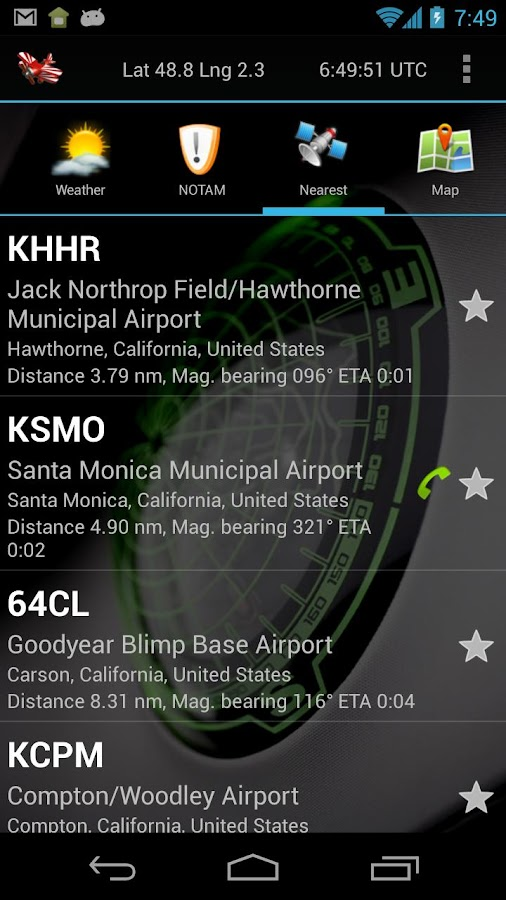 Aviation Tools - screenshot