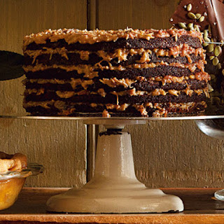 Gramercy Tavern's German Chocolate Cake.