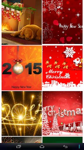 New Year - Christmas Wallpaper
