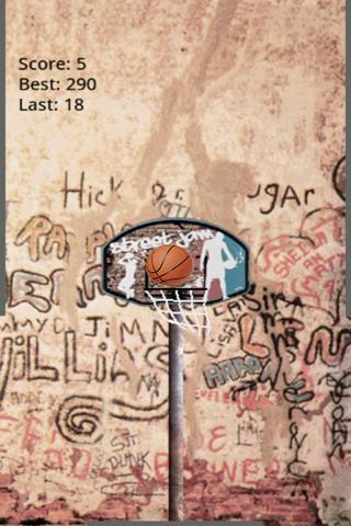 Basketball (Game) - screenshot