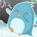 Dancing Penguin LWP Free icon