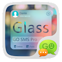 GO SMS Pro Z Glass Theme EX icon