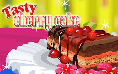 Tasty CherryCake Cooking Games 家庭片 App-愛順發玩APP