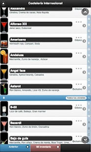 International Cocktails FREE - screenshot thumbnail