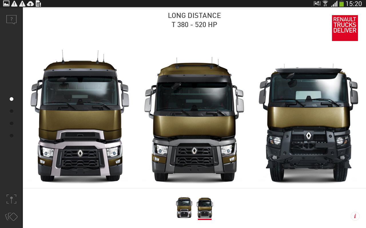 Cost Saver by Renault Trucks- screenshot