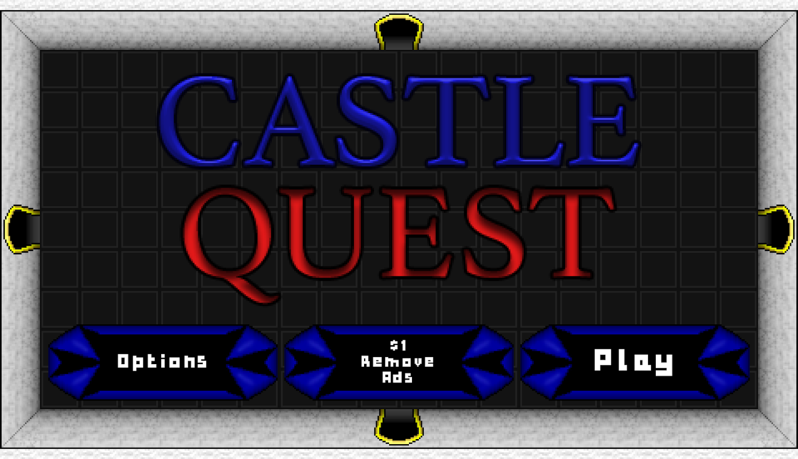 Castle Quest- screenshot