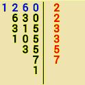 素因数 icon
