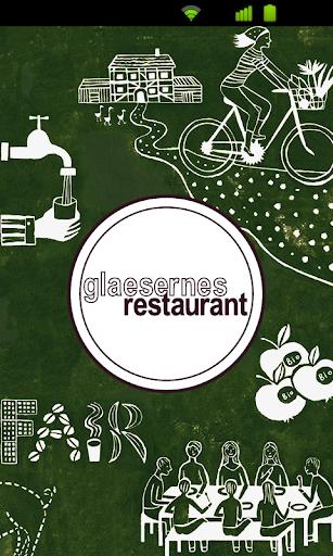 Gläsernes Restaurant