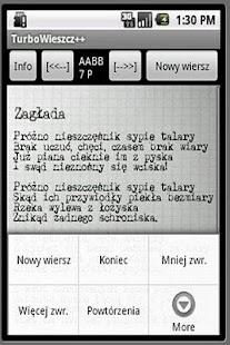 Turbo Wieszcz++- screenshot thumbnail