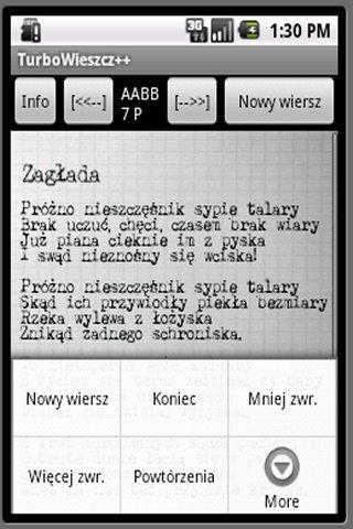 Turbo Wieszcz++- screenshot