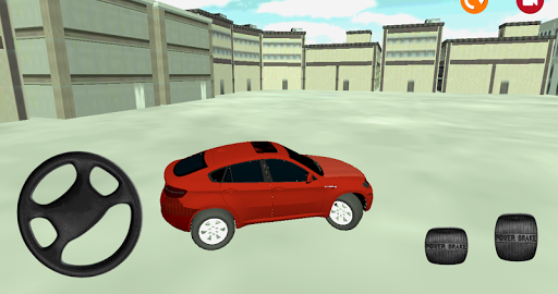 X6 City Driving Simulator