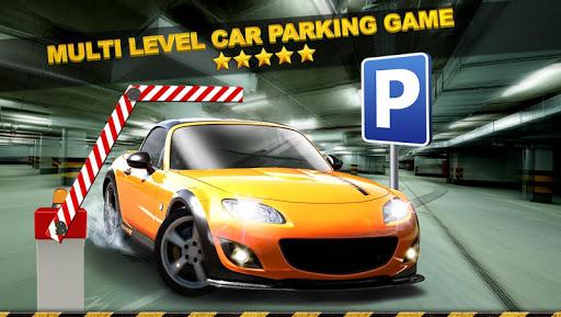 Multi Level Car Parking Games 1.0.1 screenshots 1