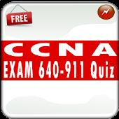 CCNA EXAM 640-911 Quiz