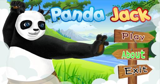 Panda Jack - 2D Platform Game