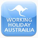 Working Holiday Australia WHAA icon