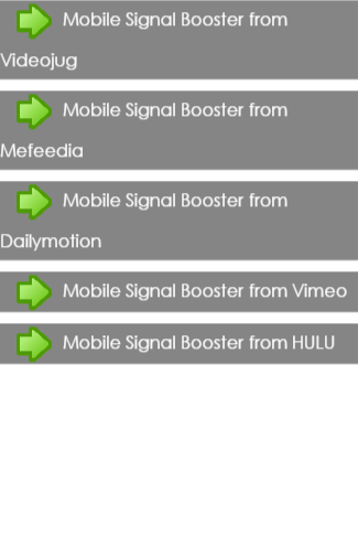 Mobile Signal Booster Guide
