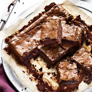 Chocolate, Beetroot and Prune Brownies Recipe