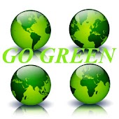How To Go Green!