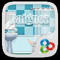 Baignez - GO Launcher Theme icon