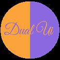 Dual UI icon