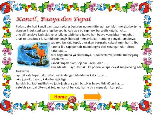 Image Result For Cerita Dongeng Melayu Pendek