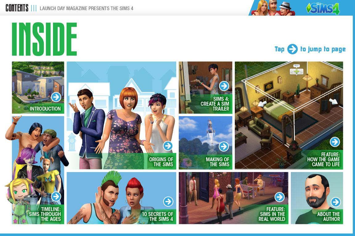 sims apps free