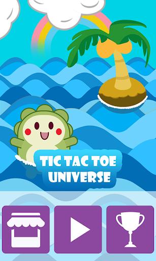 Tic Tac Toe Universe
