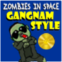 Zombies in Space Gangnam Style icon