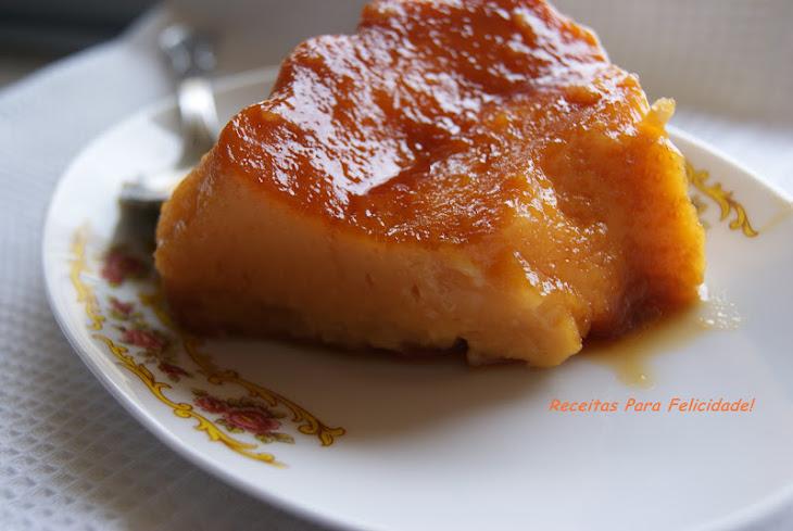 Maria'S Orange and Almond Pudding Recipe