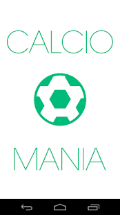Calcio Mania Free- screenshot thumbnail