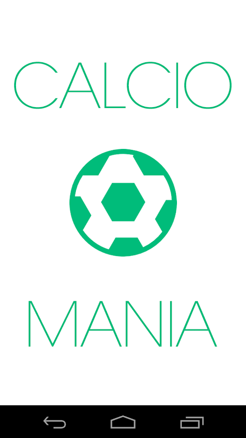 Calcio Mania Free- screenshot