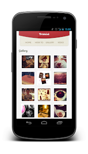 Dessert Recipes: Tiramisu- screenshot thumbnail